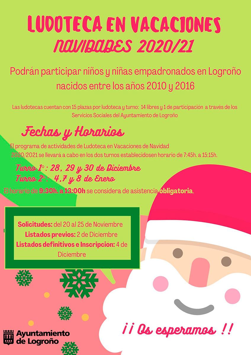 Carte Fiesta de Navidad